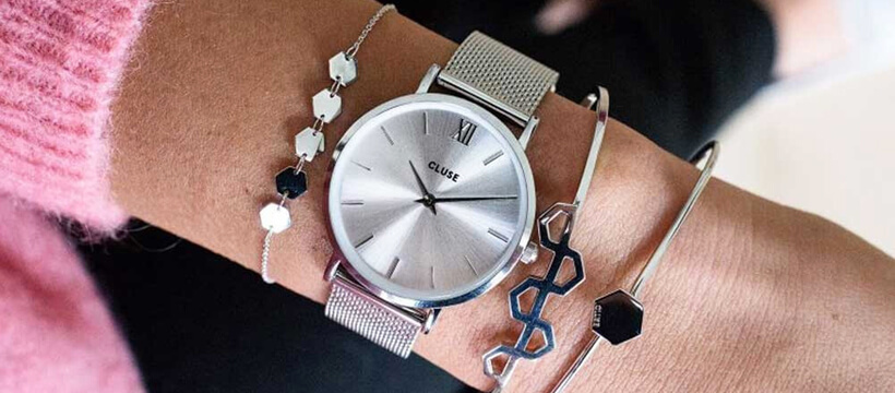 Relojes Cluse Mujeres