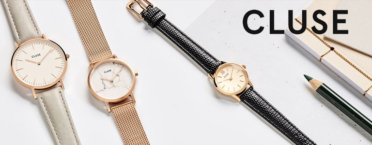 Relojes Cluse