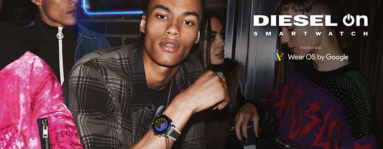 Relojes Diesel On Smartwatch