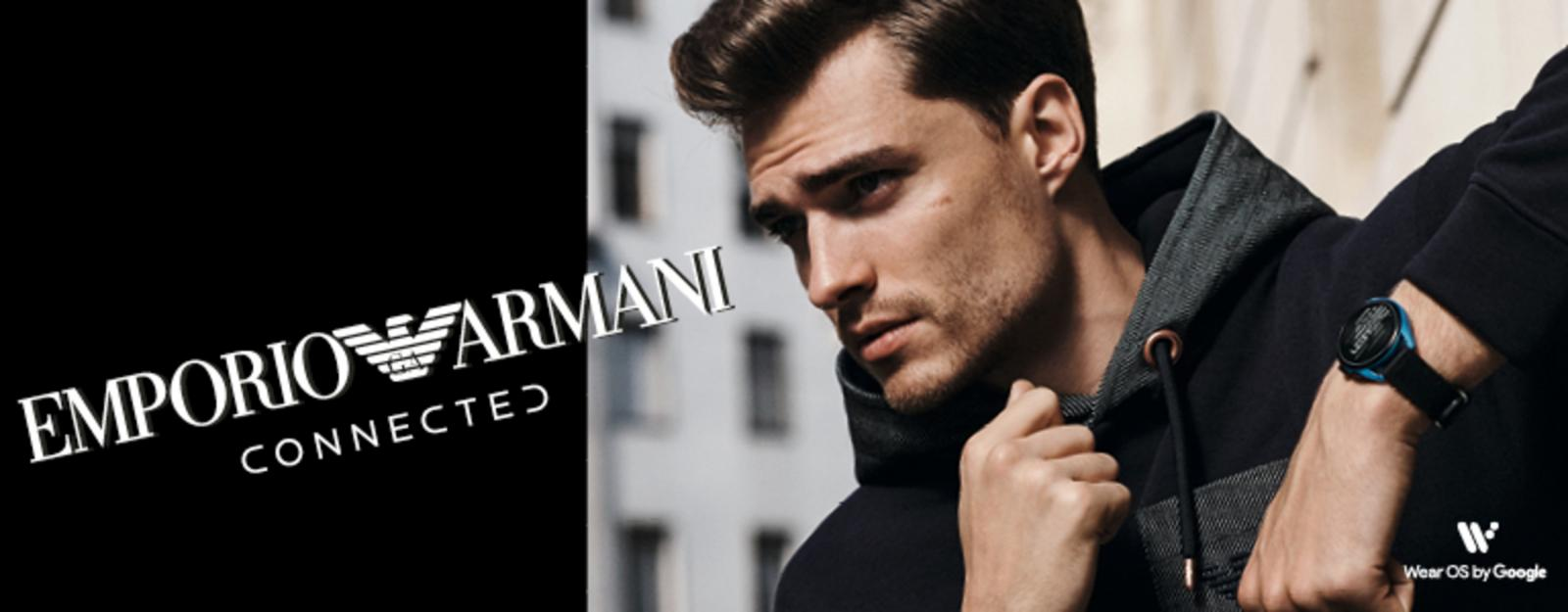 Relojes Emporio Armani Connected Smartwatch