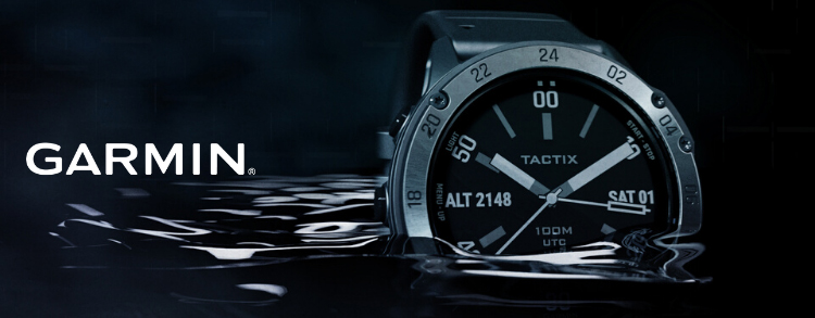 Garmin Tactix watches