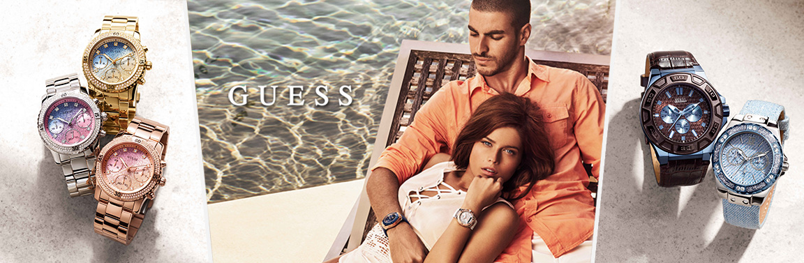 Relojes Guess Guess New Collection