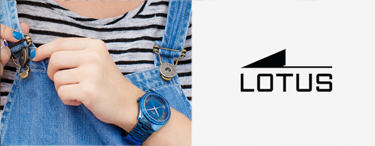Relojes Lotus Casual Ladies