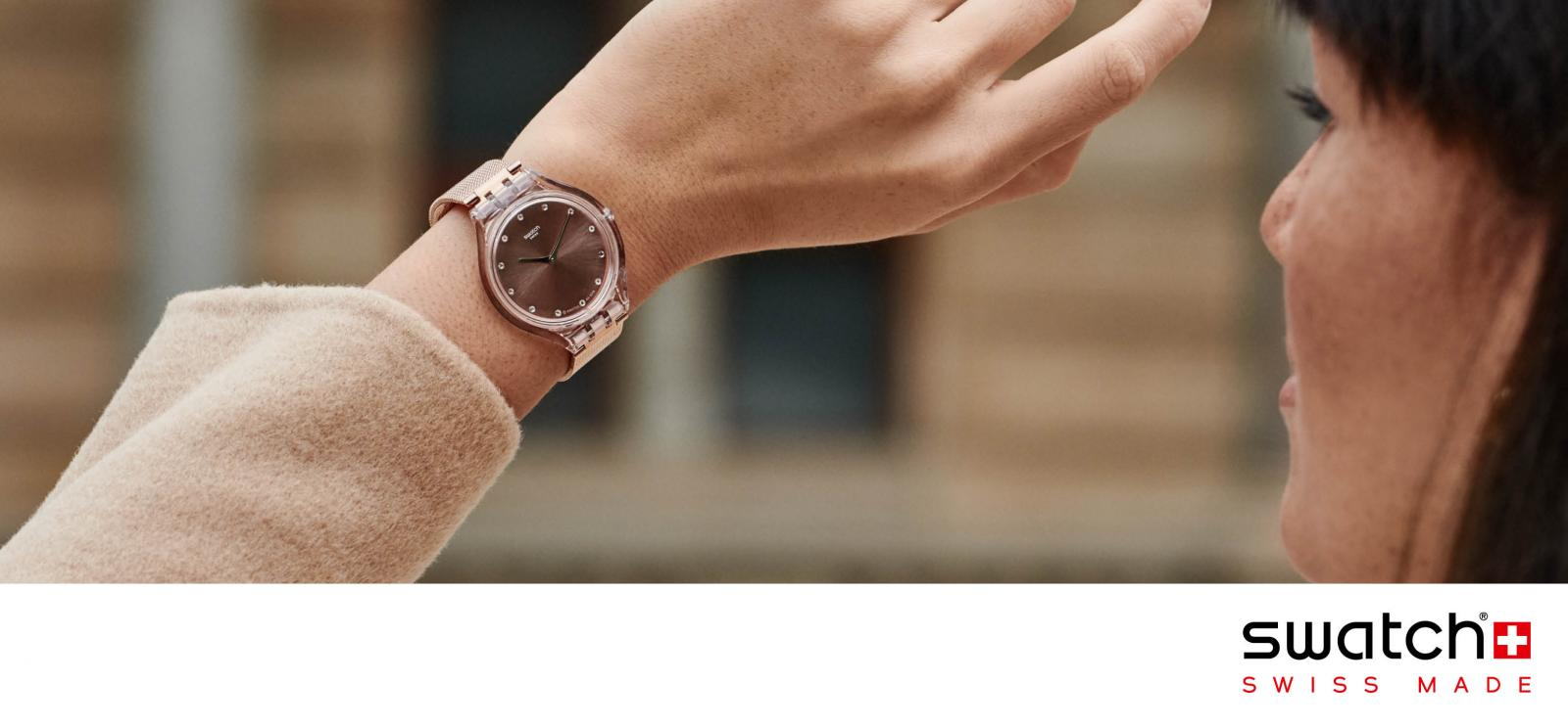 Relojes Swatch New Skin