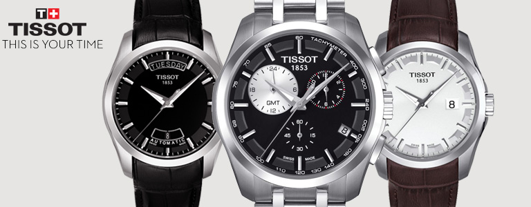 Relojes Tissot Tradition