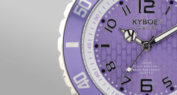 Purple watches
