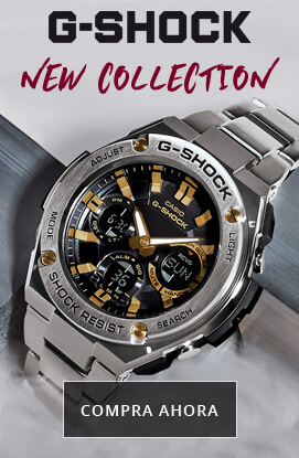 g-shock new collection