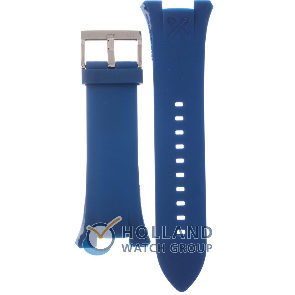 715fd74726f6 Correa Armani Exchange AAX1041 Sb-Miami • Comerciante oficial • Reloj.es