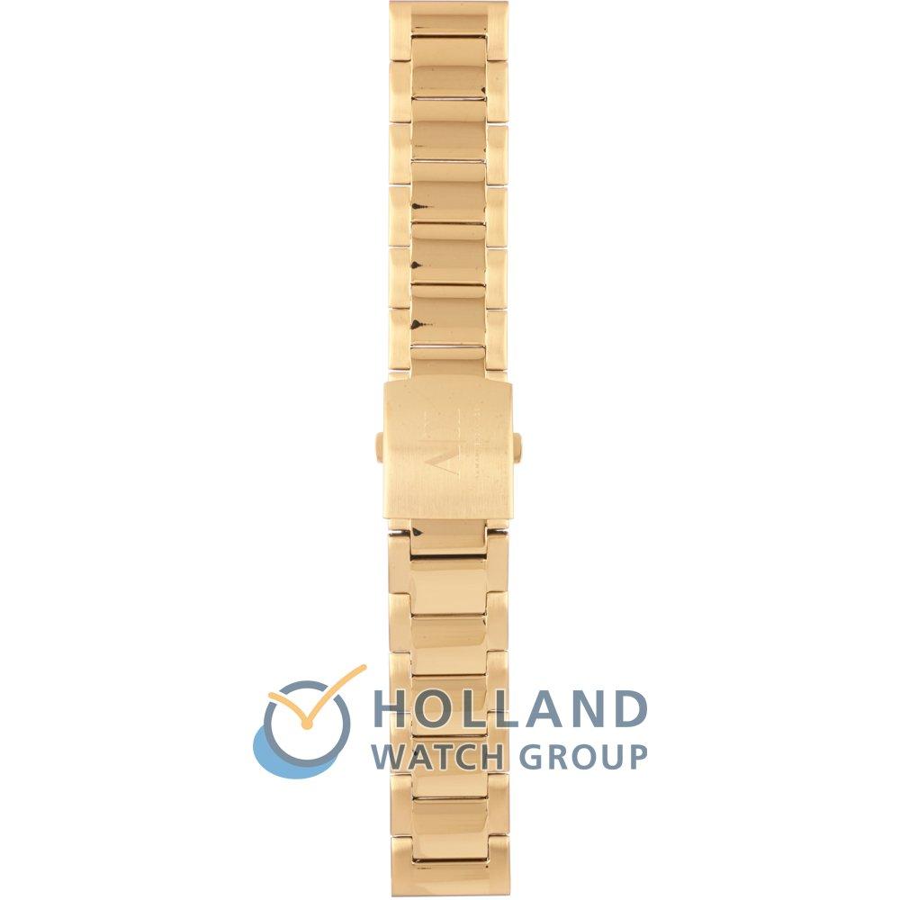 d825406138c Correa Armani Exchange AAX1504 Wellworn • Comerciante oficial • Reloj.es