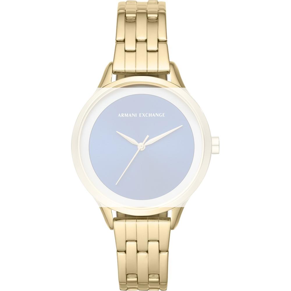 Exchange Comerciante • Oficial Armani es Harper Reloj Aax5607 Correa XkOPuTiZ