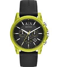 3e348b94352e Correa Armani Exchange AAX4253 Allete • Comerciante oficial • Reloj.es