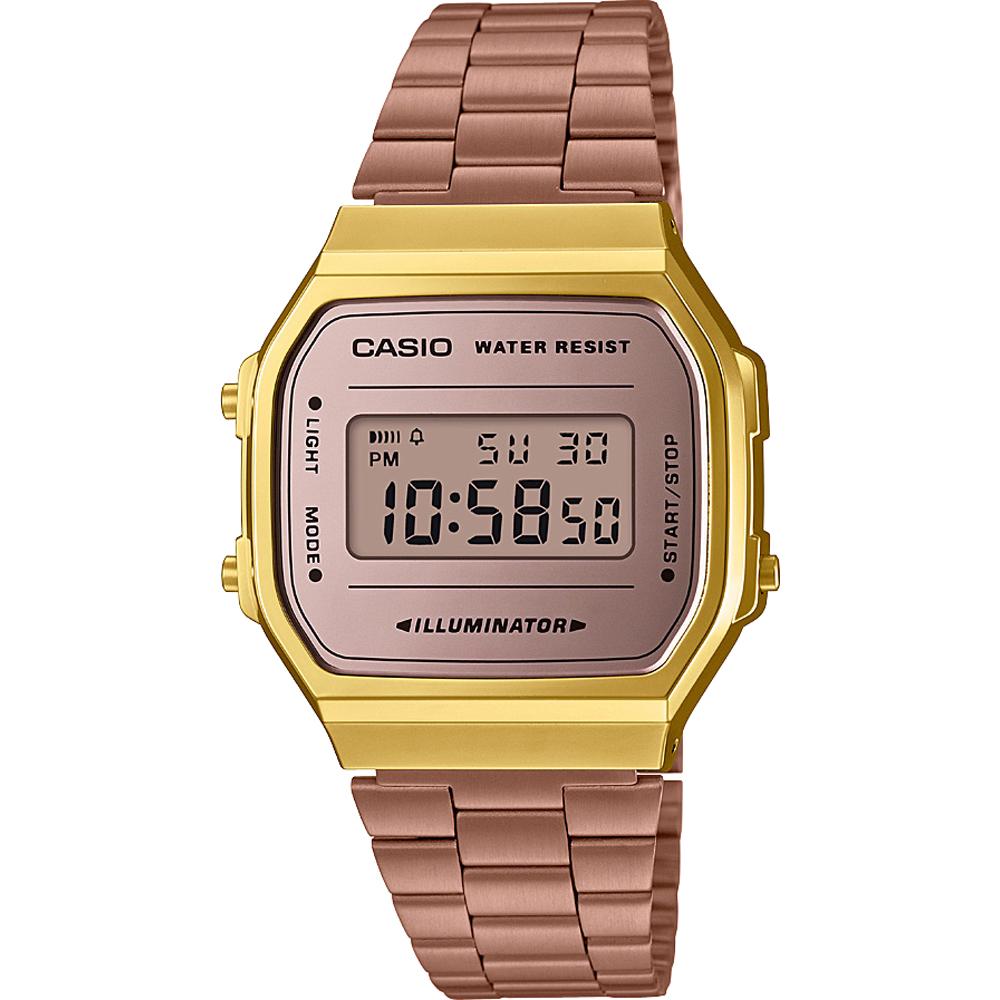 Reloj Retro A168wecm • Mirror Casio 5ef Digital Ean fyvmY6Ib7g