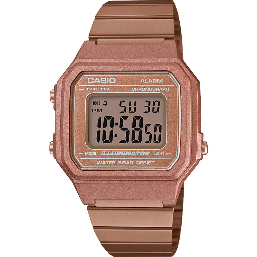 354294862a8c Reloj Casio Retro Digital B650WC-5AEF • EAN  4549526169359 • Reloj.es