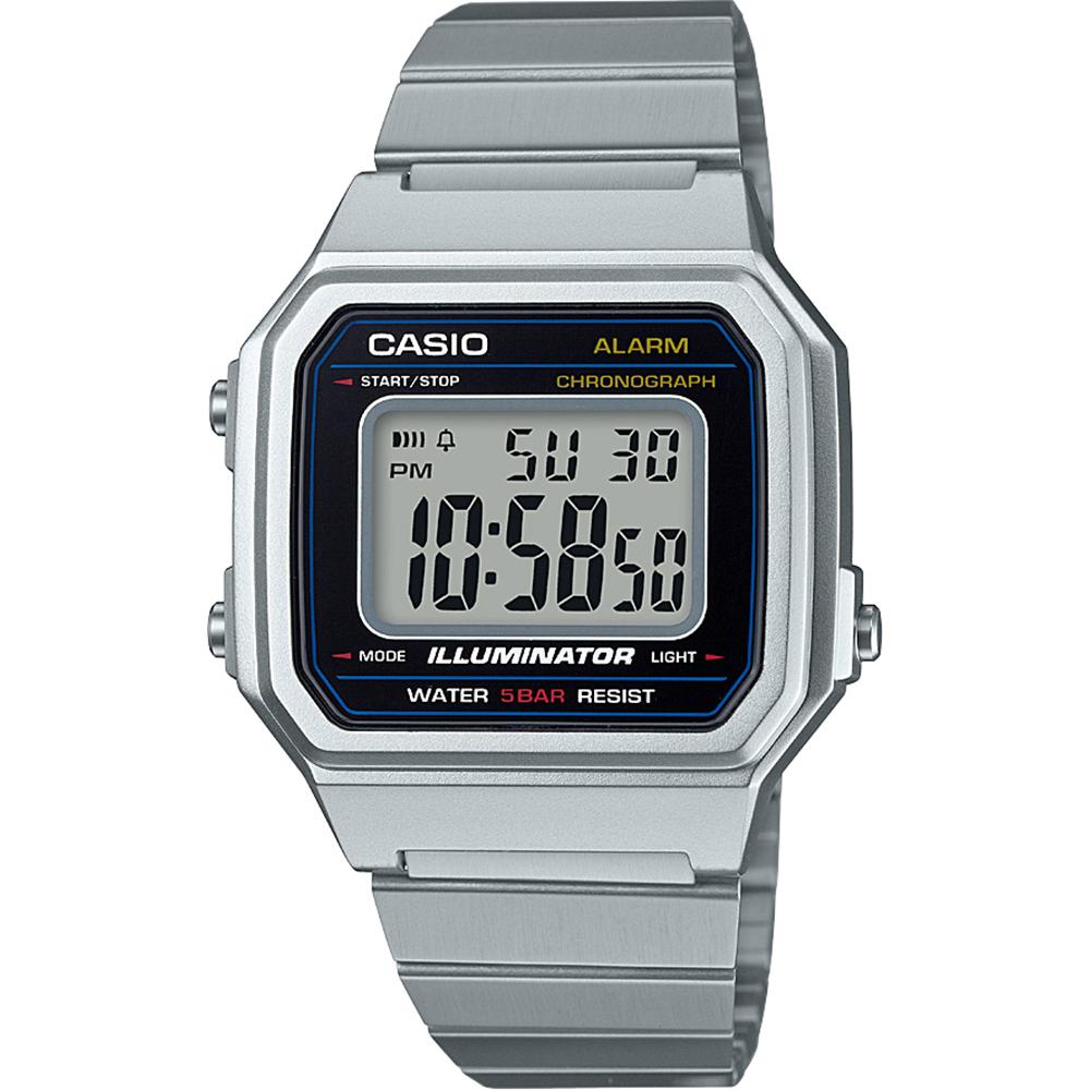f43b0efcc73a Reloj Casio Retro Digital B650WD-1AEF • EAN  4549526169328 • Reloj.es