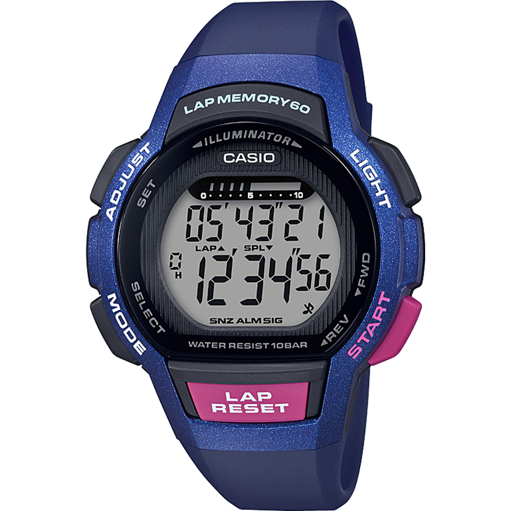 de55c9e1dcf7 Reloj Casio LWS-1000H-2AVEF CASIO Collection Women • EAN ...