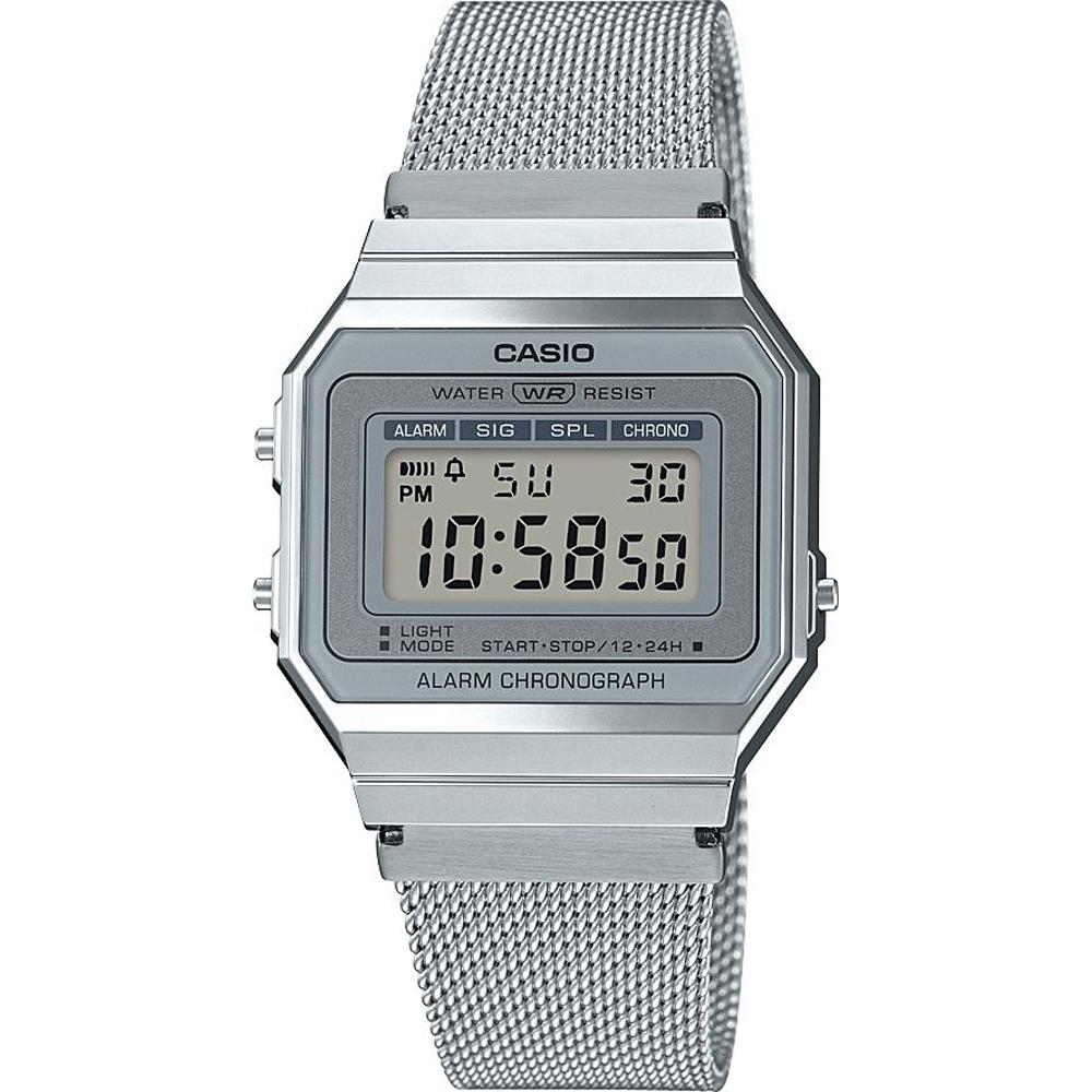 50ad406c5186 Reloj Casio Retro Digital A700WEM-7AEF Classic Edgy • EAN ...