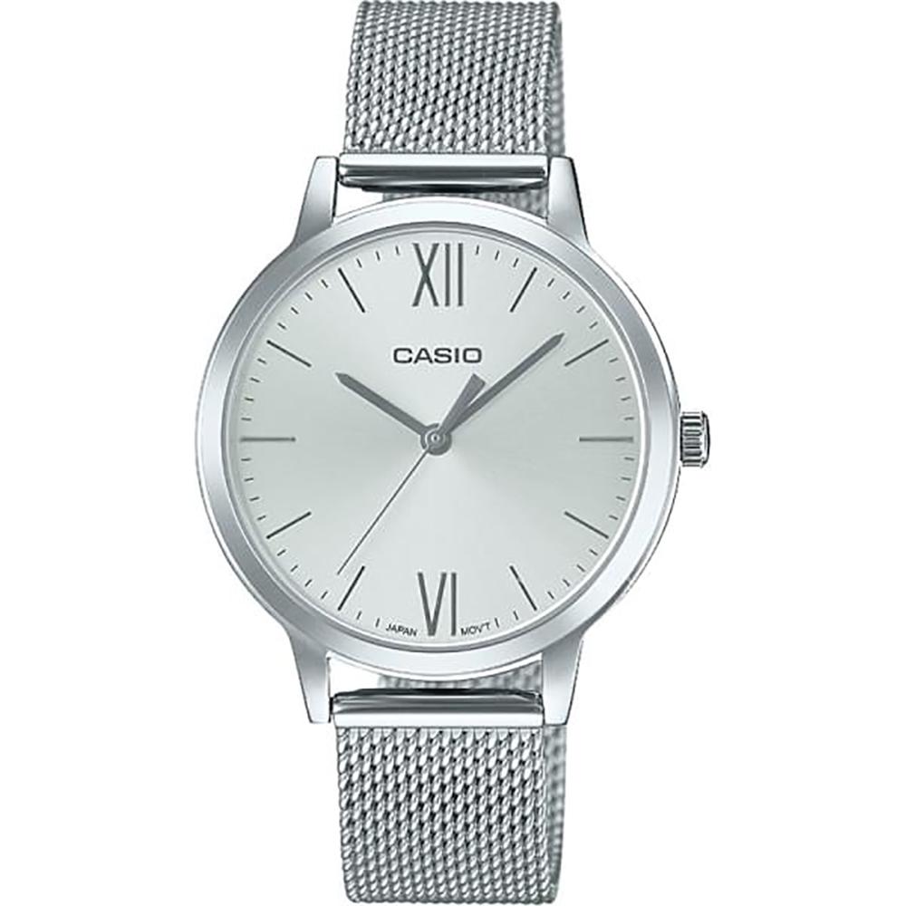 f7df778dc3a4 Reloj Casio Retro Analog LTP-E157M-7AEF Collection Women • EAN ...