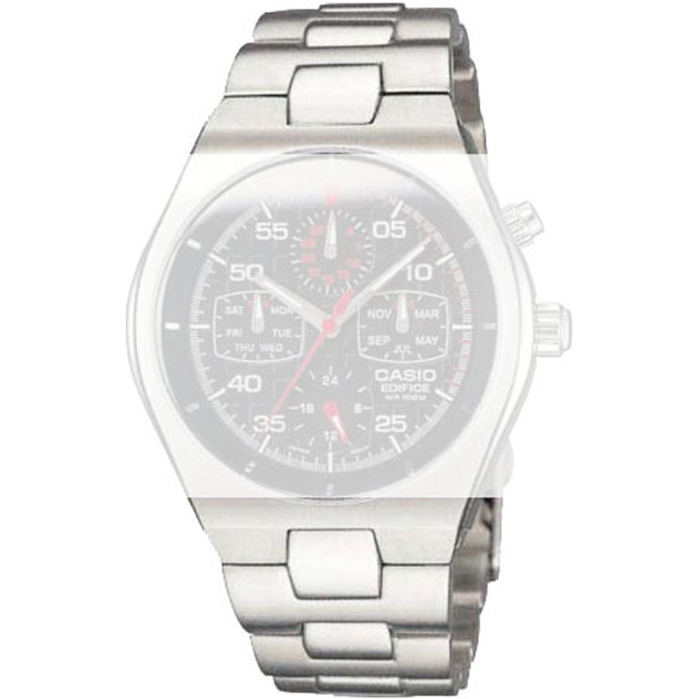 6b473468ca9b Correa Casio Edifice 10174909 • Comerciante oficial • Reloj.es