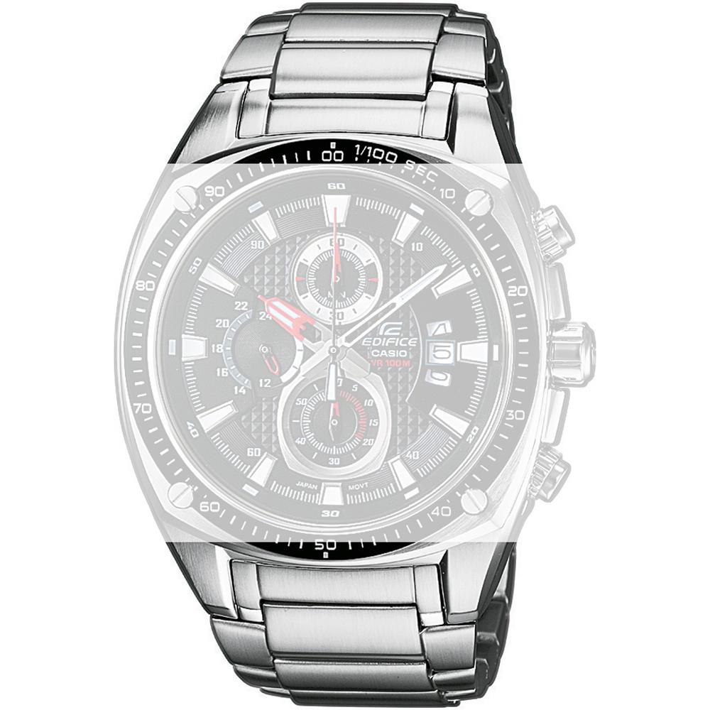835ac473fa03 Correa Casio Edifice 10357206 • Comerciante oficial • Reloj.es