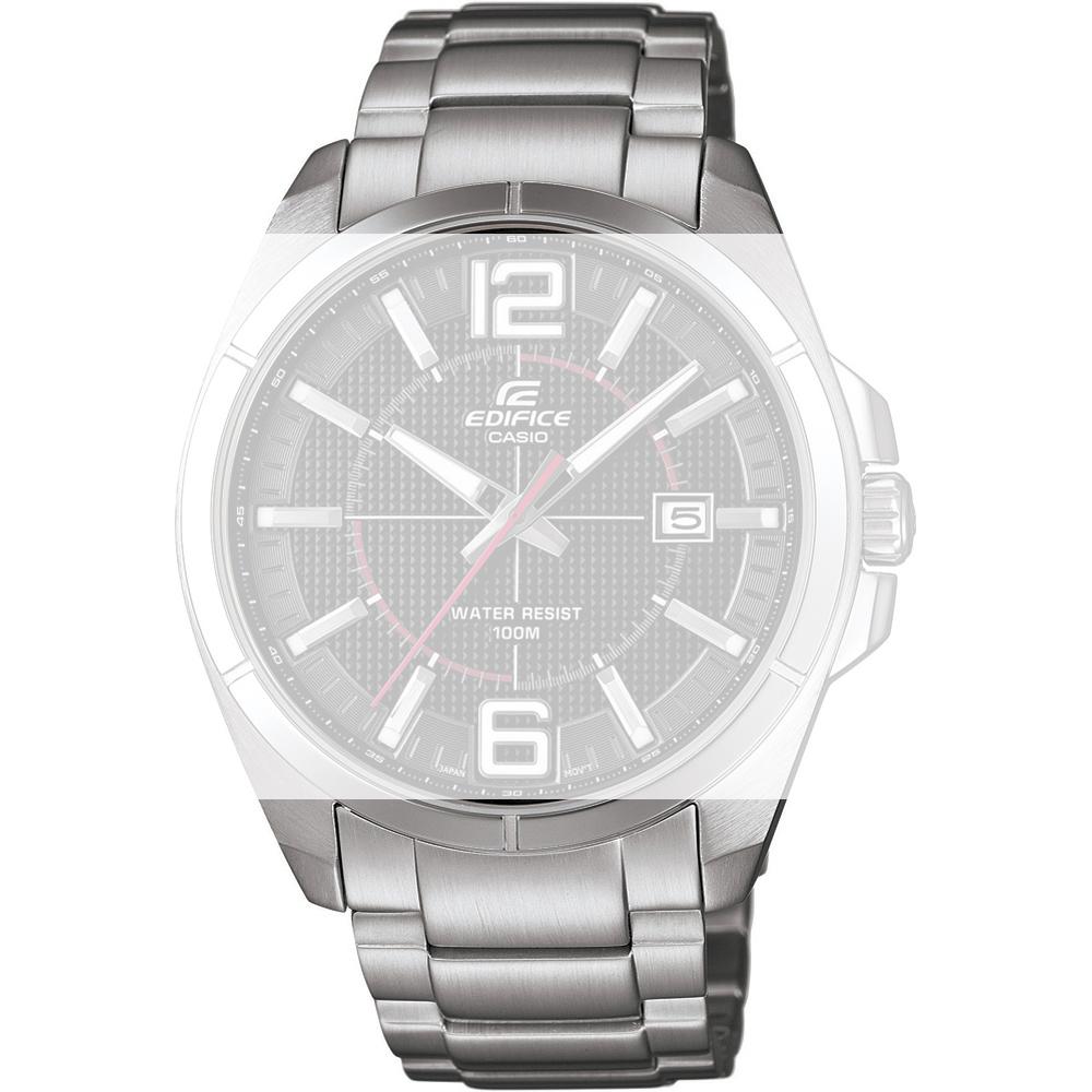 8ca3b556cb6a Correa Casio Edifice 10453917 • Comerciante oficial • Reloj.es