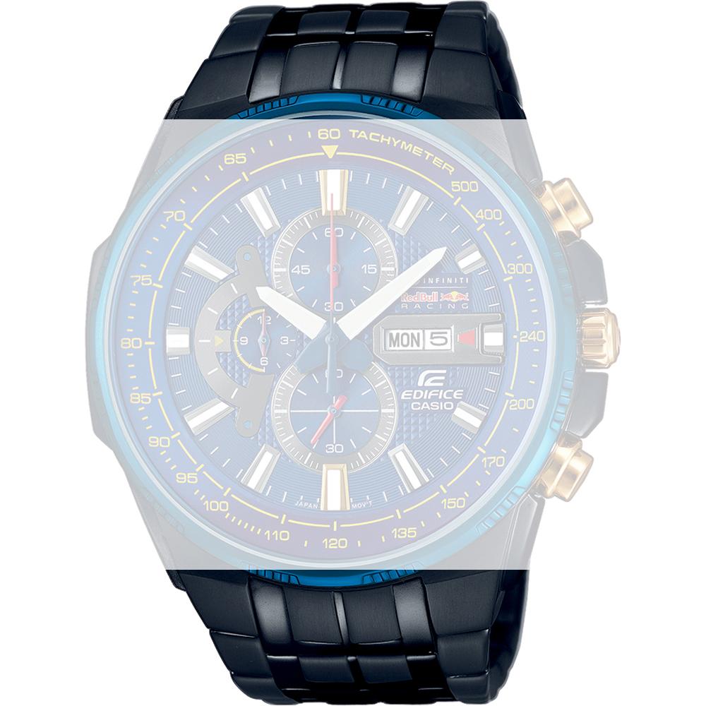 Correa Casio Edifice 10506300 • Comerciante oficial • Reloj.es
