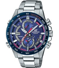 e7f18480a8ad EQB-900TR-2AER Bluetooth Connected - Toro Rosso 45.8mm · Casio Edifice