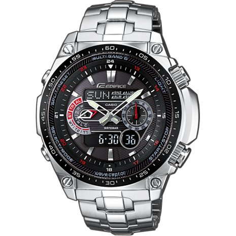 Casio Edifice Solar Wave Ceptor Reloj
