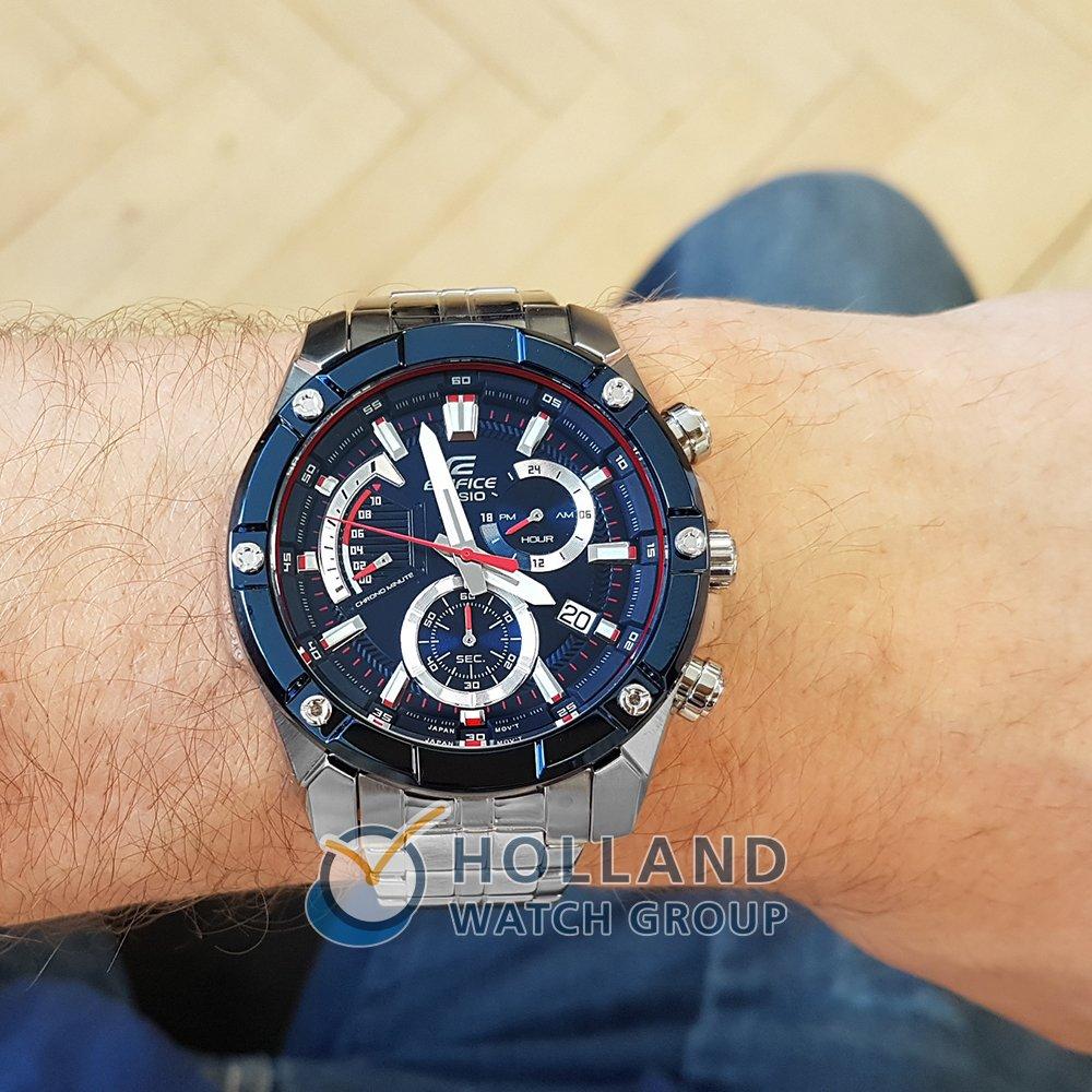 bbca29a9d4b4 Reloj Casio Edifice EFR-559TR-2AER Toro Rosso • EAN  4549526190537 ...
