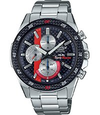 Scuderia Toro Rosso 45.6mm Reloj cronógrafo de acero Limited Carbon para hombre