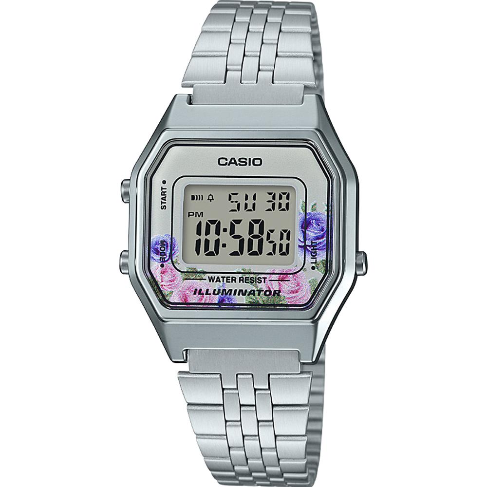 58e11fa1a6d Reloj Casio Retro Digital LA680WEA-4CEF • EAN  4549526178504 • Reloj.es