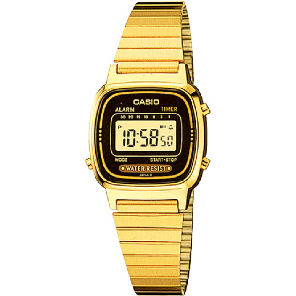 d55198b95eb6 Reloj Casio LA670WGA-1 Ladies Retro • EAN  4971850436515 • Reloj.es