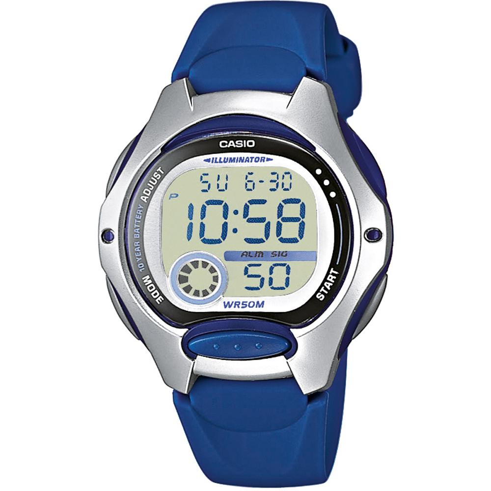 bajo precio 8e95d 20db2 34.9mm Reloj digital para niños color azul