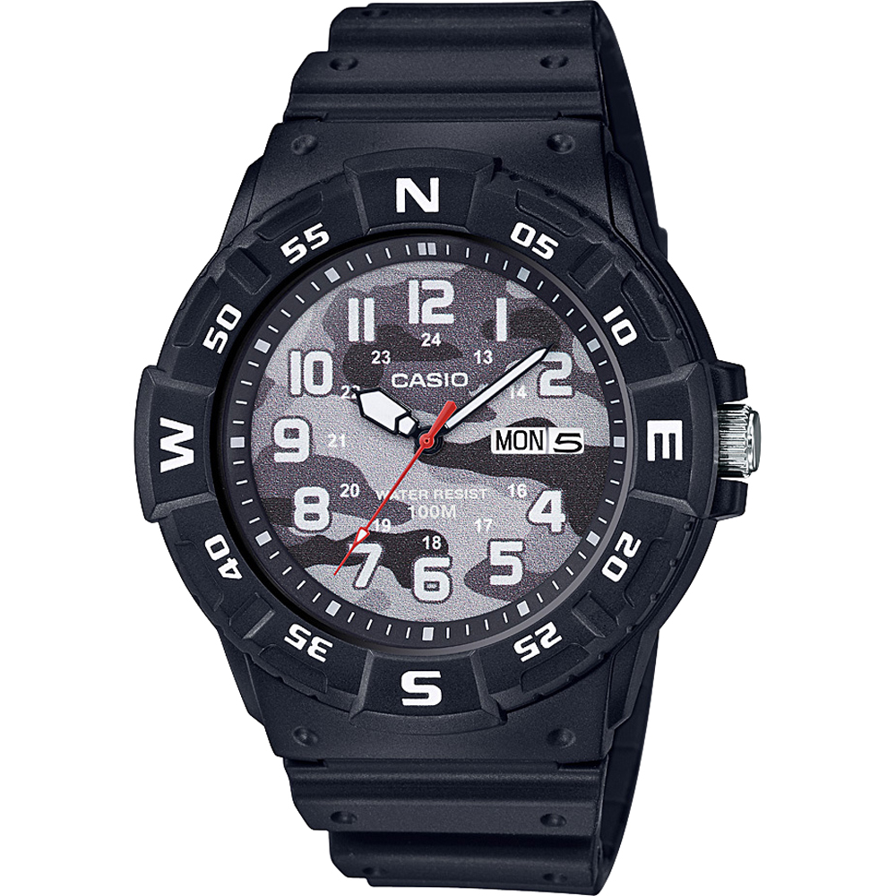 a5c1eef5142c Reloj Casio colección MRW-220HCM-1BVEF CASIO Collection Men • EAN ...