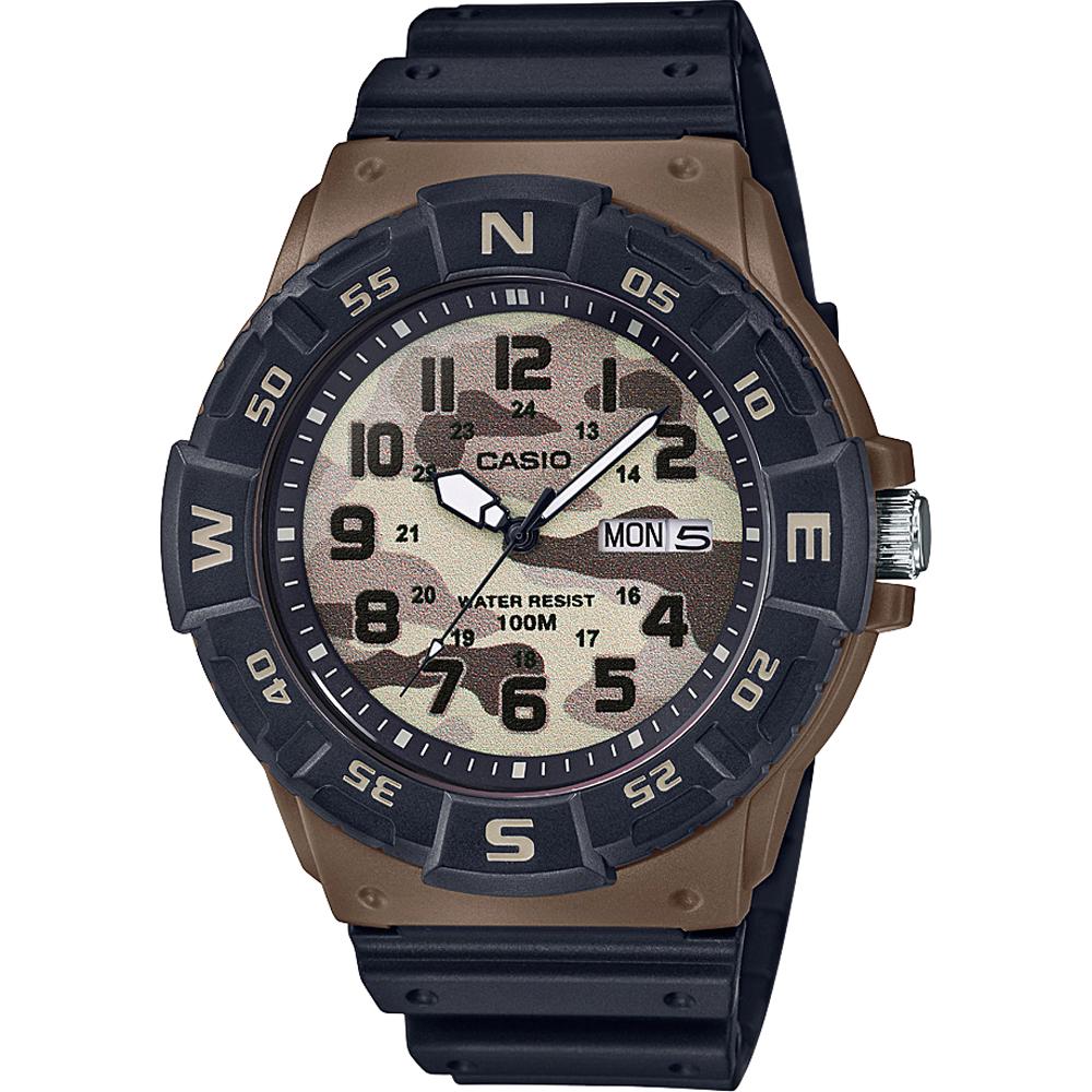 2ca0e8ae72cf Reloj Casio colección MRW-220HCM-5BVEF CASIO Collection Men • EAN ...