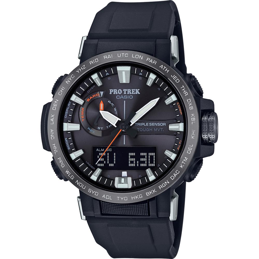b1a41fba0d93 Reloj Casio Pro Trek PRW-60Y-1AER Pro Trek • EAN  4549526192012 ...
