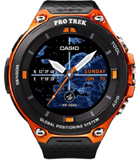 WSD-F20-RG Pro Trek Smart Watch 57.7mm