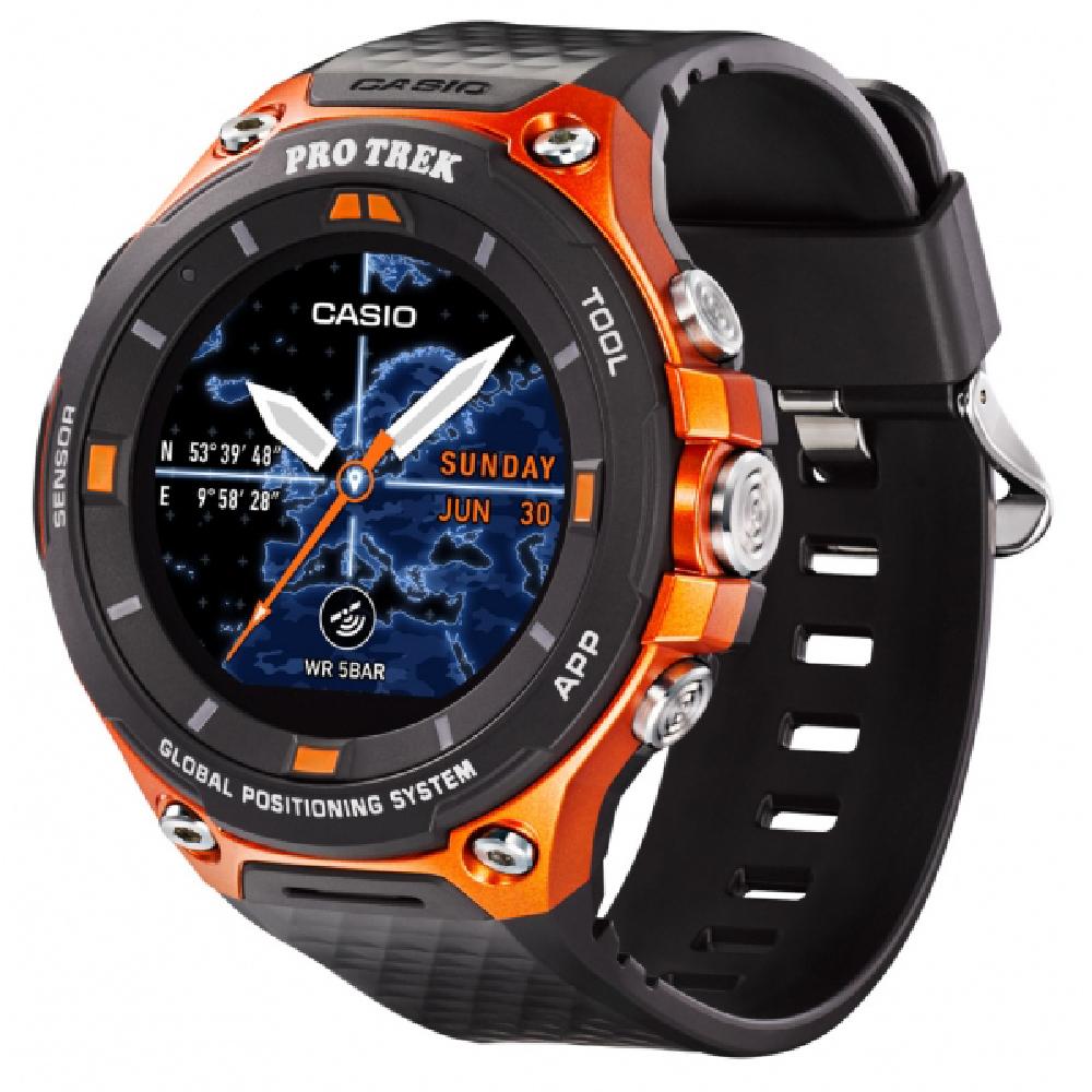 Reloj Casio WSD-F20-RG - Pro Trek Smart Watch