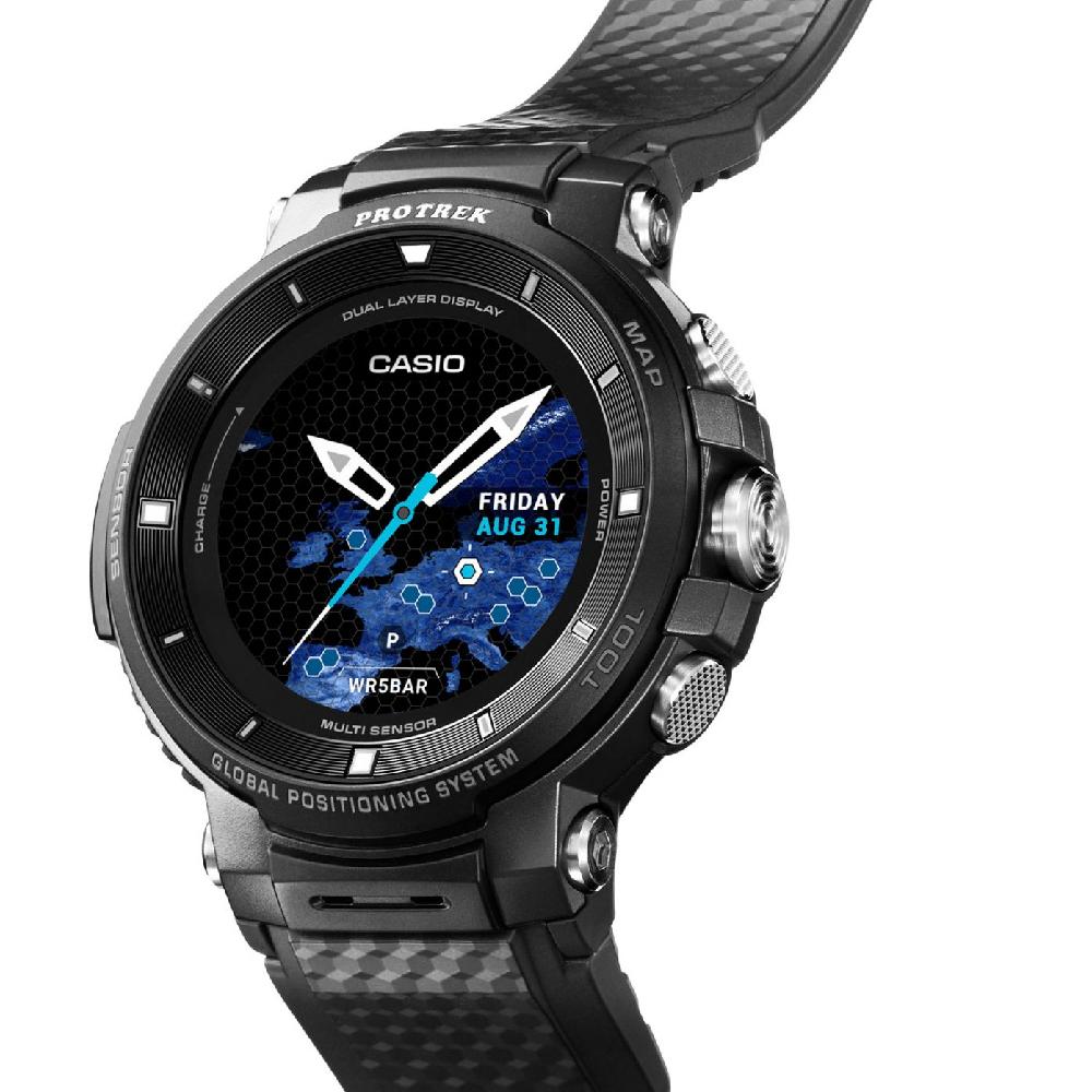 0be44b086617 Reloj Casio Pro Trek WSD-F30-BKAAE PRO TREK Smart • EAN ...
