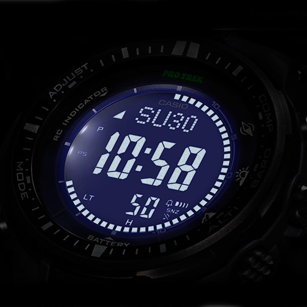Reloj Casio Pro Trek PRW-3000-1ER Pro Trek Triple Sensor ...