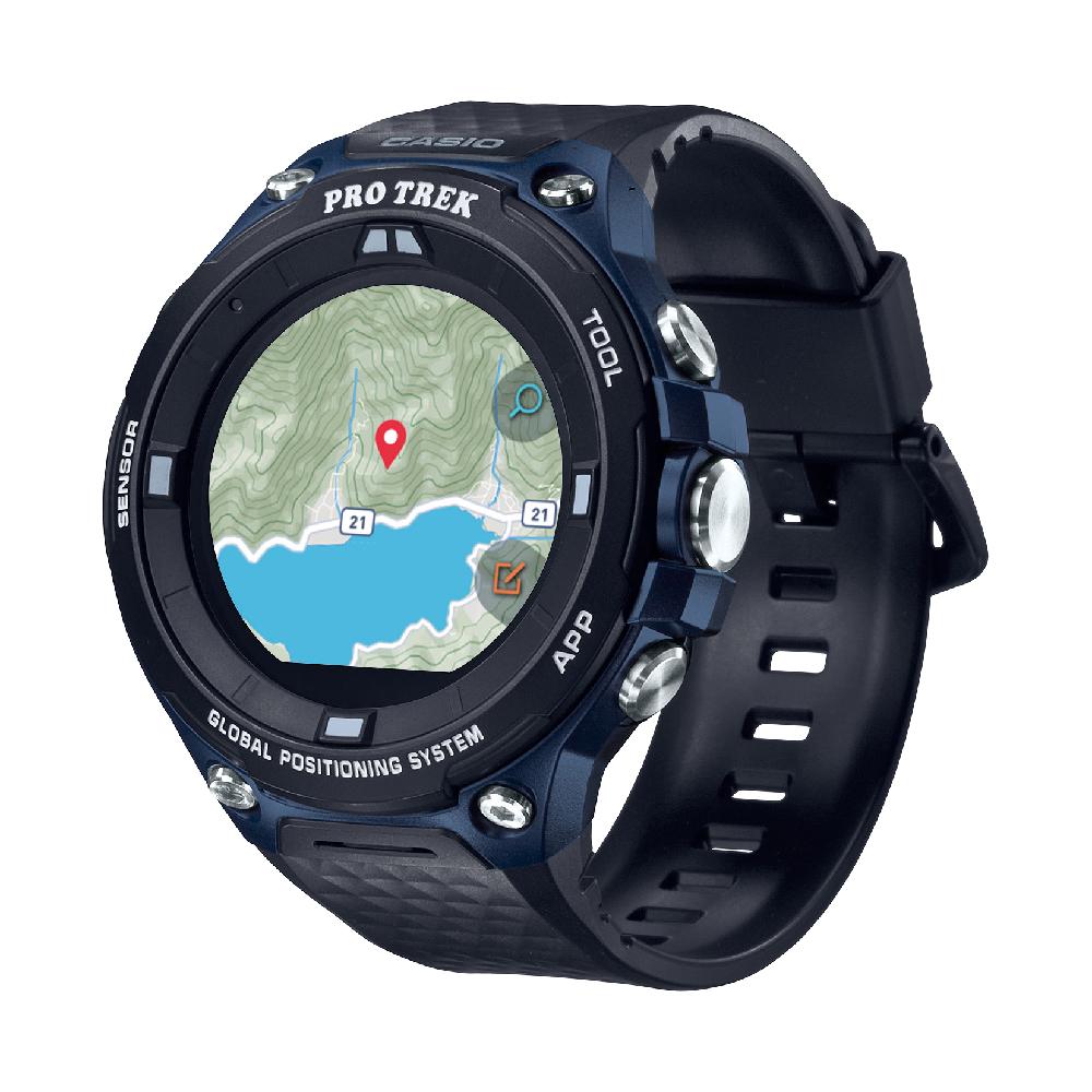 6d28ce3ae137 Reloj Casio Pro Trek WSD-F20A-BUAAE Pro Trek • EAN  4549526850417 ...