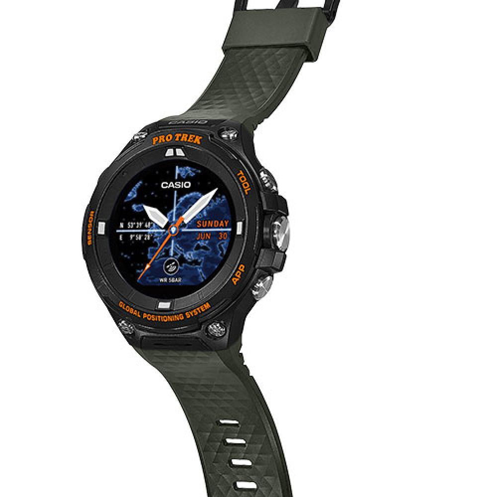 e54c695d001c Reloj Casio Pro Trek WSD-F20A-GNBAE Pro Trek • EAN  4549526850639 ...