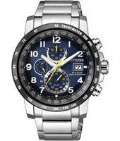AT8124-91L Radio Controlled Eco-Drive 43mm