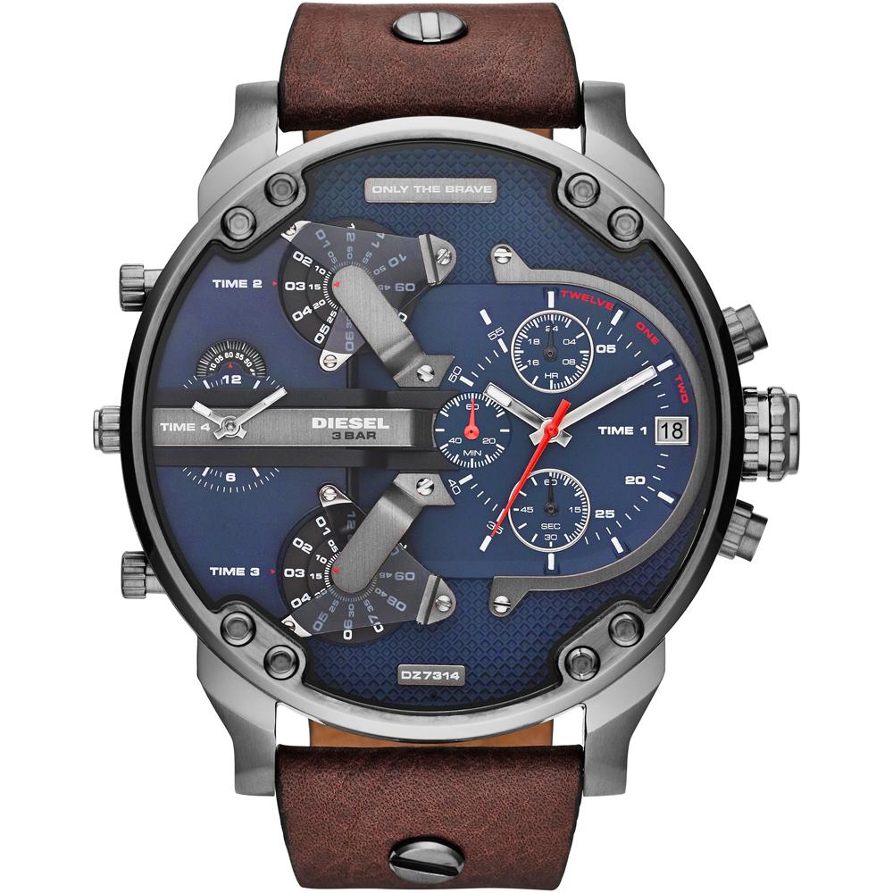 d967208fe864 Reloj Diesel XL DZ7314 Mr. Daddy 2.0 • EAN  4053858270862 • Reloj.es