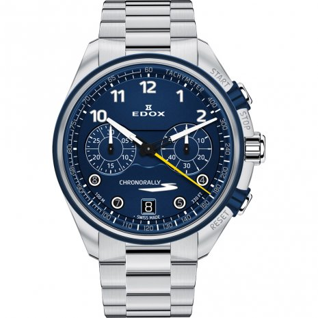 Edox Chronorally-S Reloj