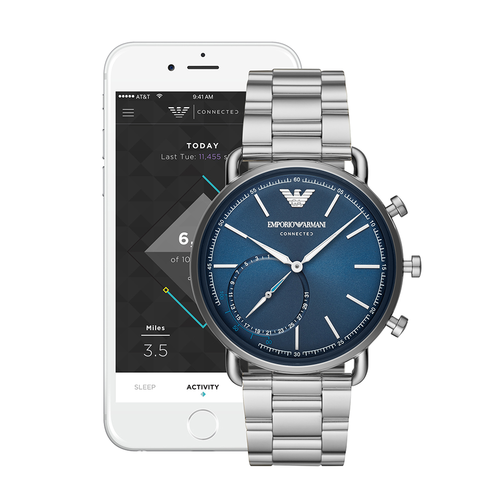 7de4270623fb Reloj Emporio Armani ART3028 Aviator • EAN  4053858931008 • Reloj.es