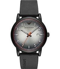 8c6467edfb8b Emporio Armani. AR11176. 43mm Reloj de cuarzo para hombre negro ...