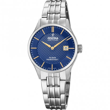 Festina Swiss Made Reloj