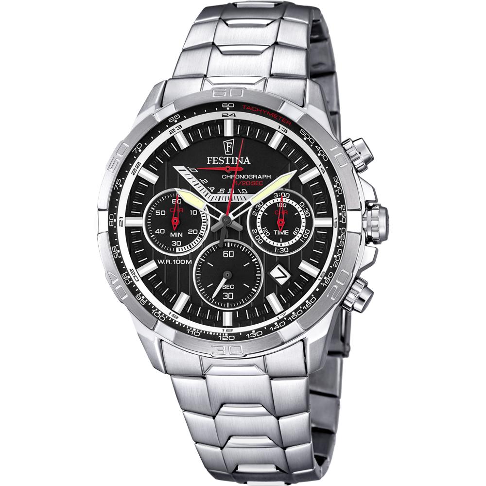 0ff3b1b082cd Reloj Festina Deporte F6836 4 Timeless Chronograph • EAN ...