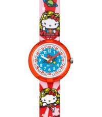 FLNP017 Hello Kitty Supergirl