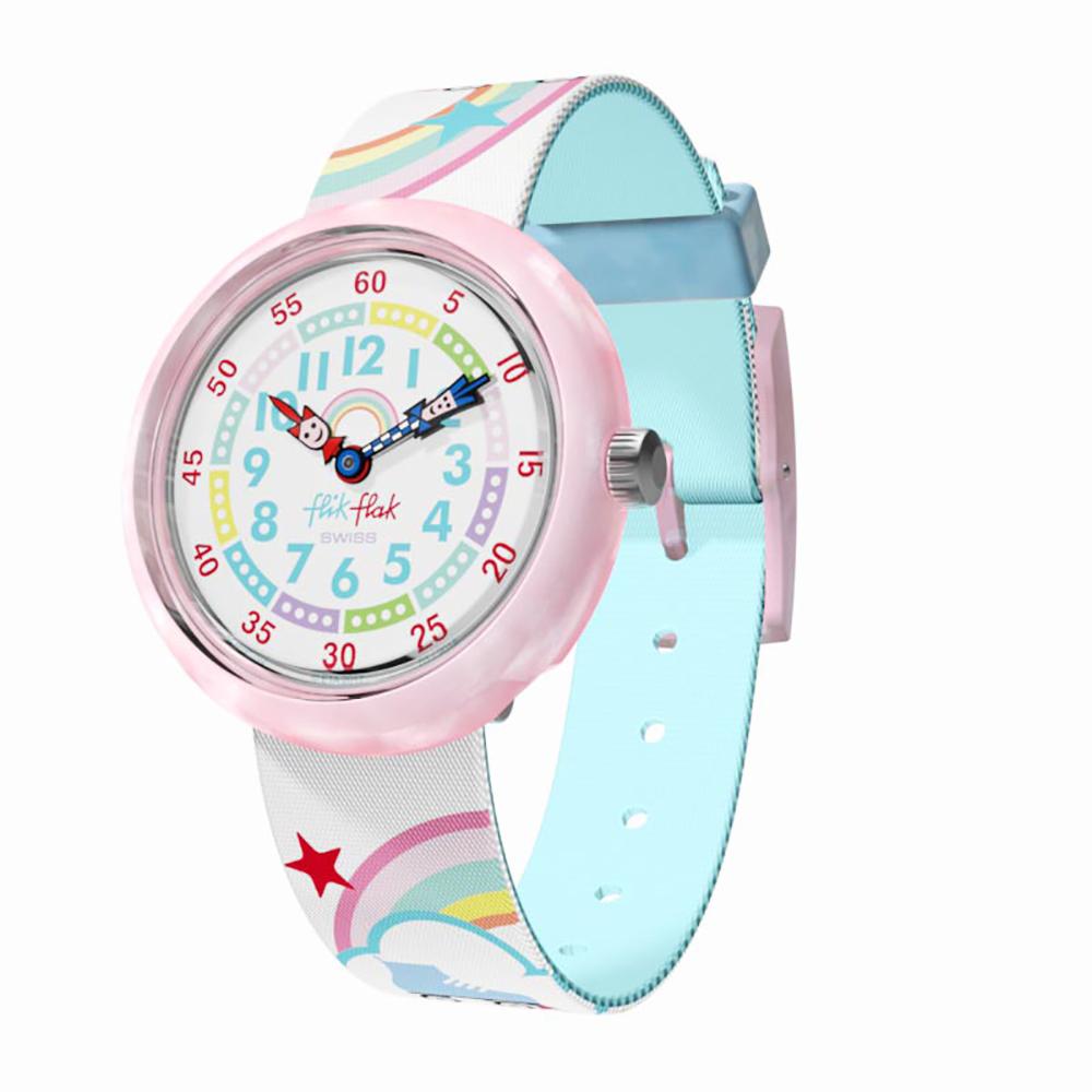 Reloj Fbnp102 Flik es • Flak Disco Roller Ean7610522774438 Reloj W9ED2HIYe